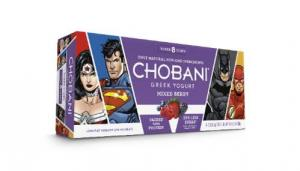 Chobani Mixed Berry Greek Yogurt Tubes