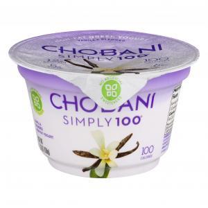 Chobani Simply 100 Vanilla Blend