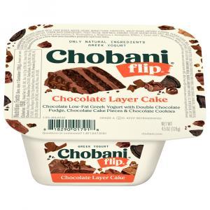 Chobani Flip Triple Chocolate Trifecta