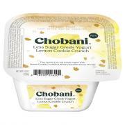 Chobani A Hint of Lemon Crisp Crunch