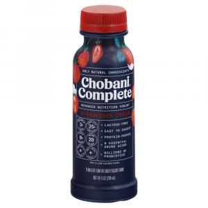 Chobani Complete Strawberry Creme Greek Yogurt Shake