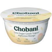 Chobani Hint of Alphonso Mango Yogurt