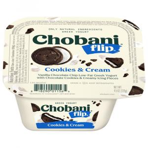 Chobani Flip Cookies & Cream Yogurt