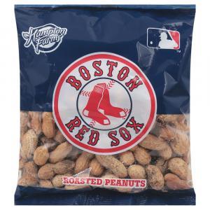 Hampton Farms Boston Red Sox Roasted Peanuts