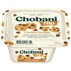 Chobani Flip Cookie Dough Greek Yogurt