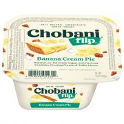 Chobani Flip Banana Cream Pie Yogurt