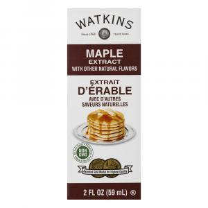 Watkins Maple Extract
