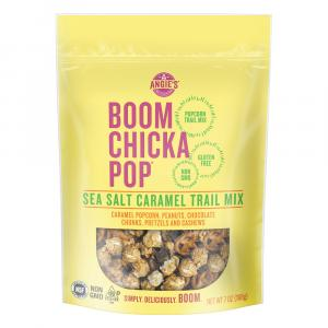 Angie's Boom Chicka Pop Sea Salt Caramel Trail Mix