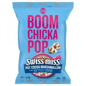 Angie's Boomchickapop Hot Cocoa Marshmellow Kettle Corn