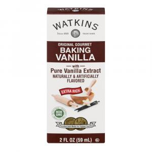 Watkins Baking Pure Vanilla Baking Extract