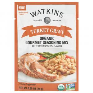 Watkins Organic Turkey Gravy Mix