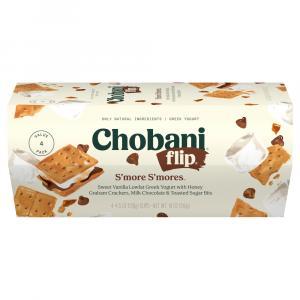 Chobani Flip S'mores Yogurt