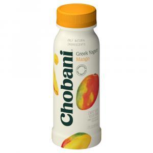 Chobani Mango Yogurt Drink