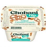 Chobani Greek Salted Caramel Crunch Flip Yogurt