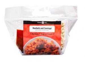 Ready Sets Meatballs And Cavatappi Meal Kit