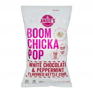 Angie's Boomchickapop White Chocolate&Peppermint Kettle Korn