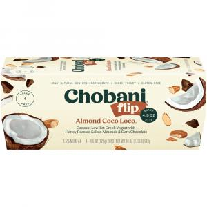 Chobani Flip Almond Coco Loco Greek Yogurt