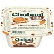 Chobani Flip Smores Yogurt