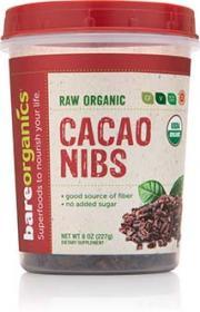 Bare Organics Raw Cacao Nibs