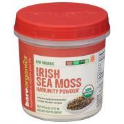 Bare Organics Raw Irish Moss Powder