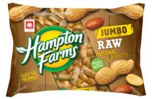 Hampton Farms Raw Peanuts