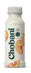 Chobani Peach Yogurt Drink