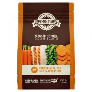 Supreme Source GF Chicken, Pea & Carrot Dog Treat