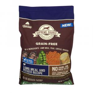 Supreme Source Grain Free Lamb And Potato Dry Dog Food