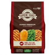 Supreme Source GF Pork Peas & Wild Boar Dog Food