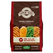 Supreme Source GF Pork Peas & Wild Boar Dog Food