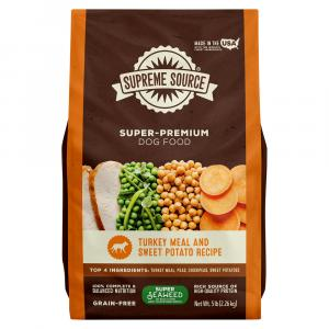 Supreme Source GF Turkey Meal & Sweet Potato