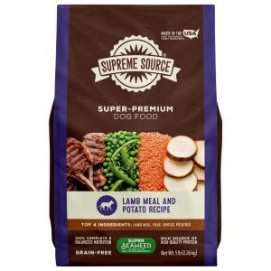 Supreme Source GF Lamb & Potato Dry Dog Food