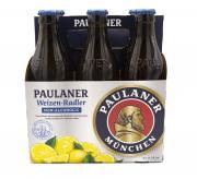 Paulaner Weizen Radler Non-Alcoholic