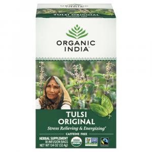 Organic India Tulsi Tea Original Tea Bags