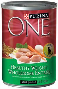 Purina One Healthy Weight Can Dog Food