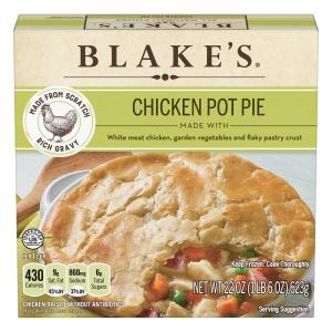 Blake's All Natural Chicken Pot Pie