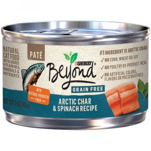 Beyond Grain Free Artic Char & Spinach Pate