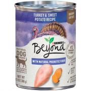 Beyond Grain Free Turkey and Sweet Potato Dog Food