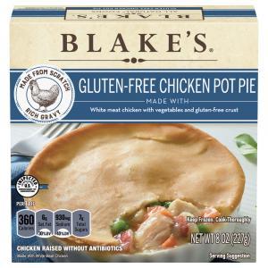 Blake's Gluten Free Chicken Pot Pie