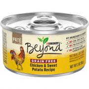 Beyond Grain Free Chicken and Sweet Potato Pate