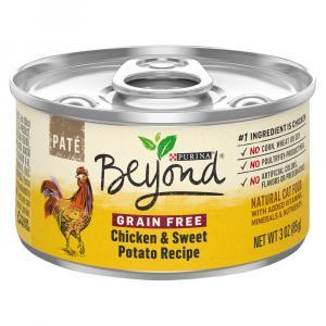 Beyond Grain Free Chicken and Sweet Potato Pate