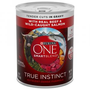 Purina One Smartblend True Instinct Beef & Salmon Dog Food