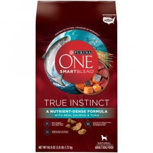 Purina One Smartblends True Instinct Salmon And Tuna
