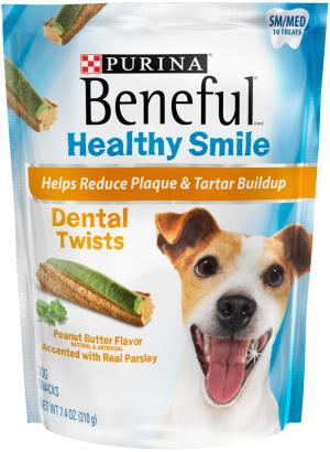 Beneful Healthy Smile Twist