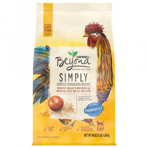 Beyond Dry Cat White Meat Chicken and Oatmeal