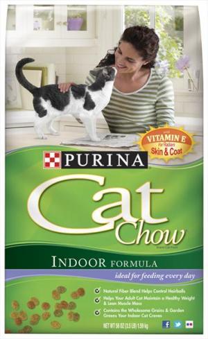 Purina Cat Chow Indoor Cat Formula