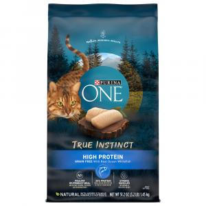 Purina ONE True Instinct Grain Free Ocean Whitefish