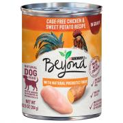 Beyond Grain Free Chicken & Sweet Potato Dog Food