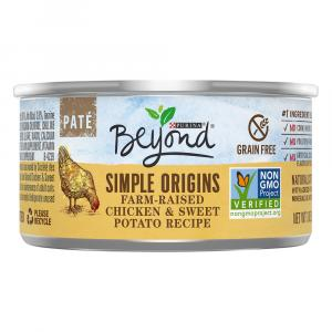 Beyond Simple Origins Free-range Chicken & Sweet Potato Pate