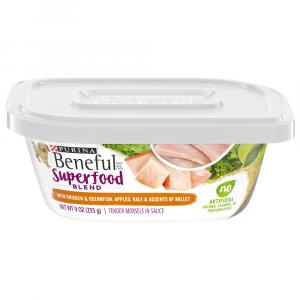 Purina Beneful Superfood Blend with Chicken & Oceanfish